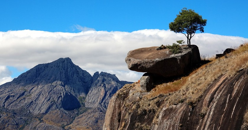 The Andringitra Massif