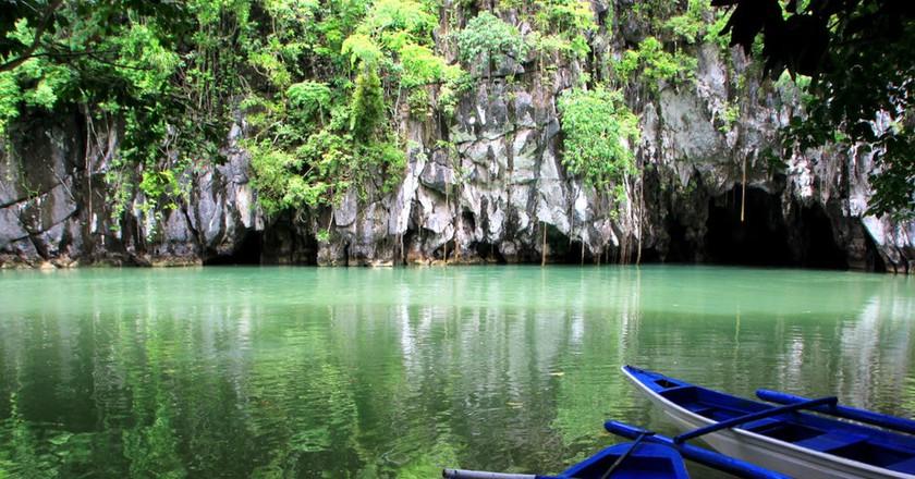 Puerto Princesa Underground River   © Jimaggro / Wikimedia Commons