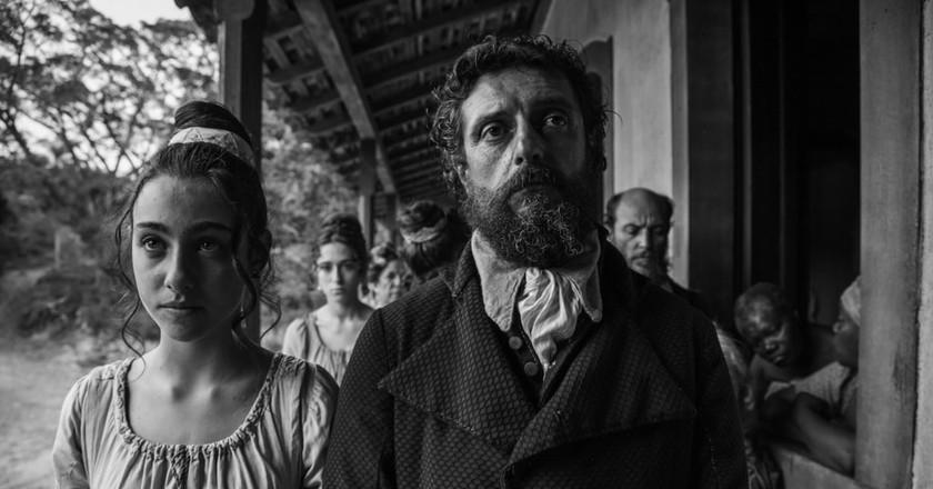 Luana Nastas and Adriano Carvalho in 'Vazante' | © Music Box Films
