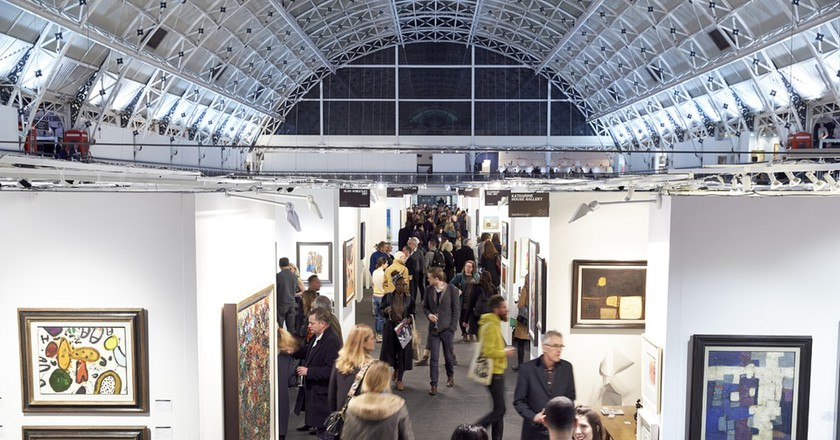 Courtesy London Art Fair 2017
