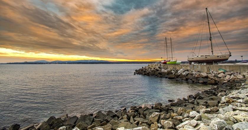 The Bulgarian Black Sea coastline | © Anestiev / Pixabay