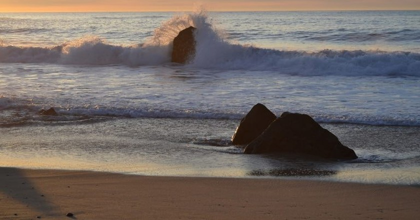 Cerro azul beach | © pdyer/Pixabay