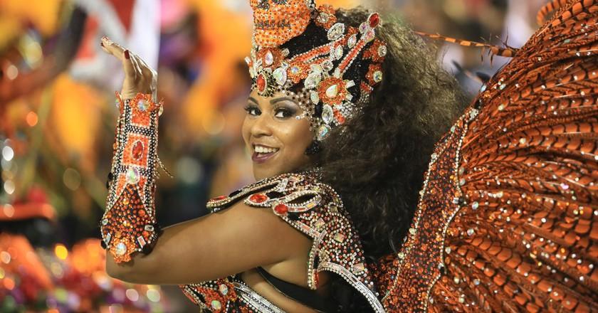 The Carnival dancers | © Raphael David - Riotur.Rio/Flickr