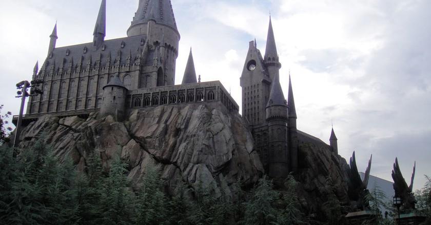 Hogwarts    © Commons Wikimedia
