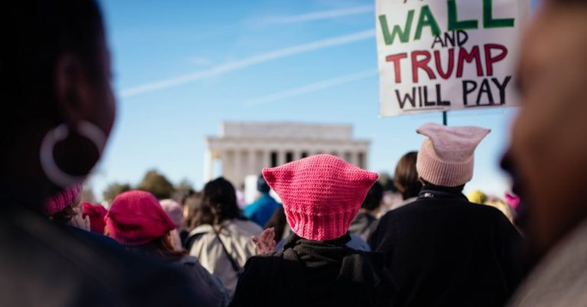 Why Are Women Still Marching in 2018?