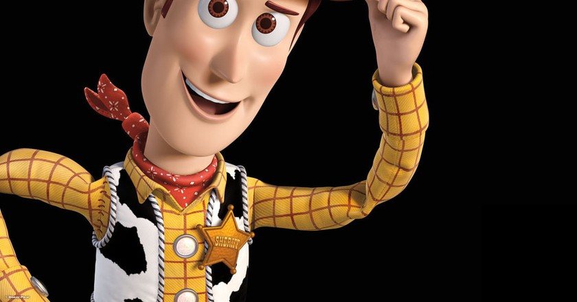Woody from Toy Story | © chirinecarlao / Flickr