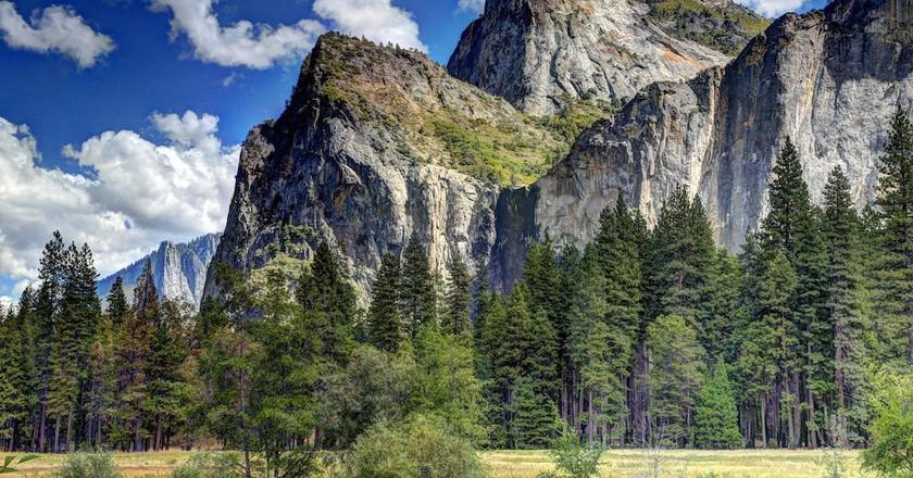 Yosemite National Park | © Bruce Tuten / Flickr