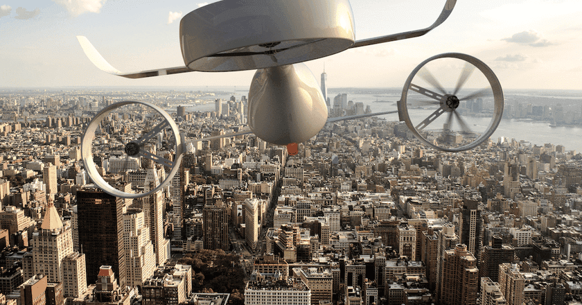 Drone Travel Will Get You from Heathrow to Central London in 12 Minutes