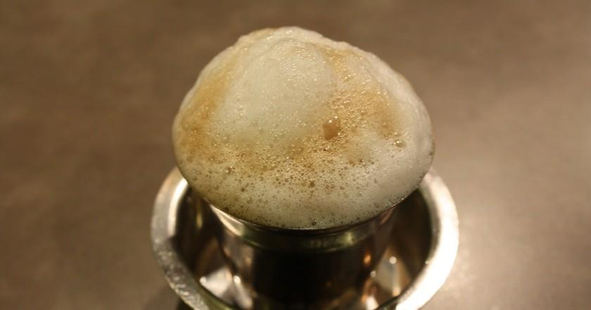 Tea and coffee time | © Ambarish / WikiCommons