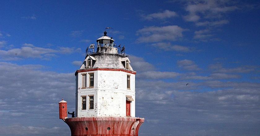 Lighthouse in Chesapeake Bay |© scott1346/Flickr