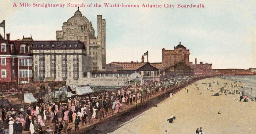 15 Things You Didn't Know About Atlantic City, NJ