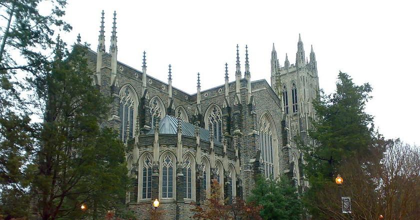 Duke Chapel   © Bjoertvedt / WikiCommons