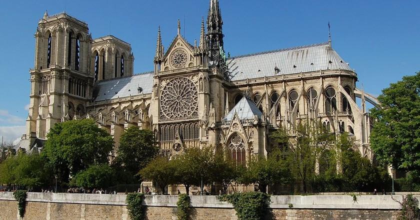Notre-Dame de Paris | © Zuffe/Wikicommons