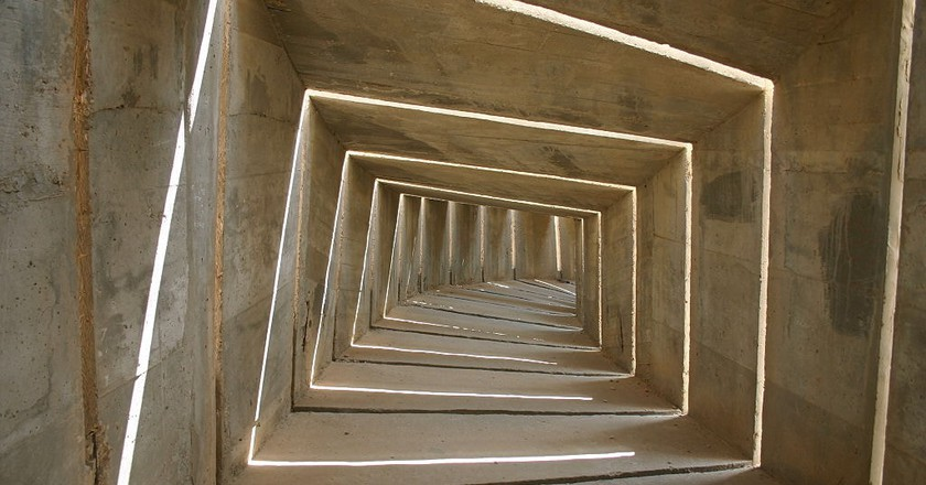 The Monument to the Negev Brigade | © Libi Fishman/Flickr