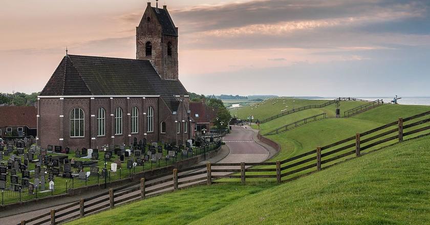 Mariakerk in Wierum