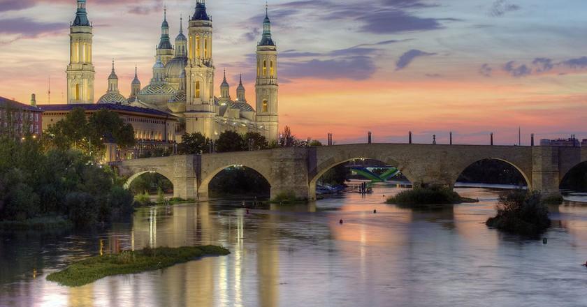 Zaragoza, Spain   © Jiuguang Wang / WikiCommons