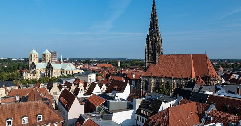 Münster | © Dietmar Rabich/Wikimedia Commons