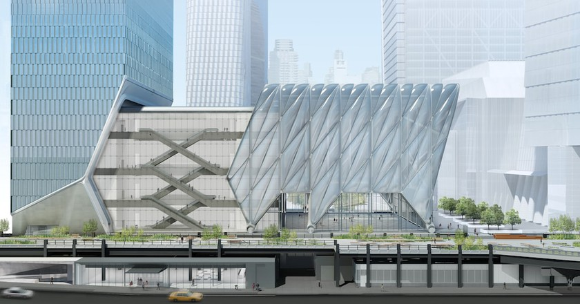 Courtesy of Diller Scofidio + Renfro and Rockwell Group