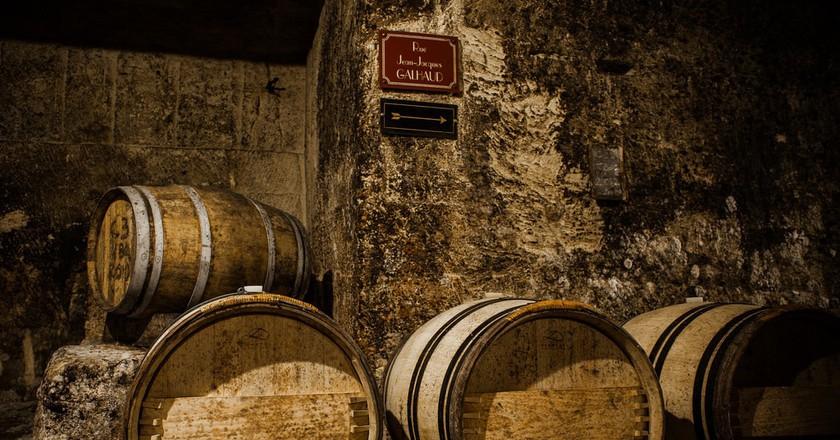 Wine Barrels | ©www.twin-loc.fr | Flickr