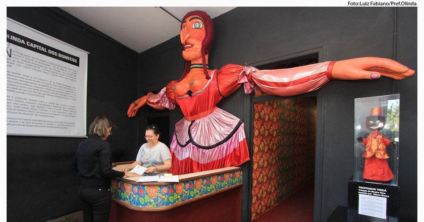 The Top Museums and Art Galleries in Olinda, Brazil