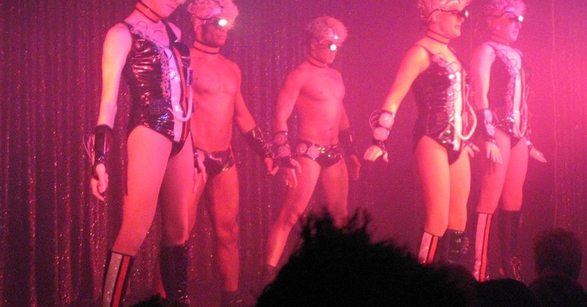 Drag show | © savv / Flickr