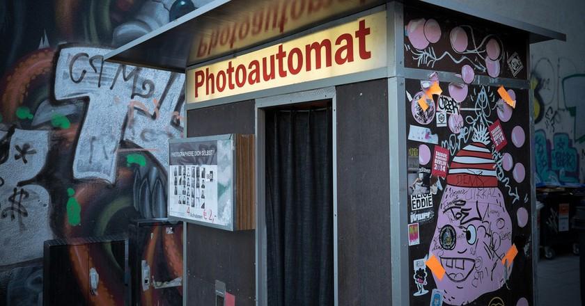 Photoautomat Berlin | © Davis Staedtler/Flickr