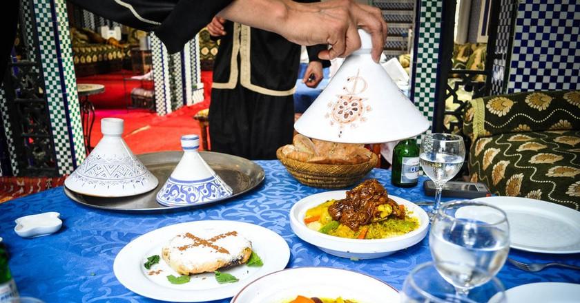 Moroccan Food | © katieordner / Flickr