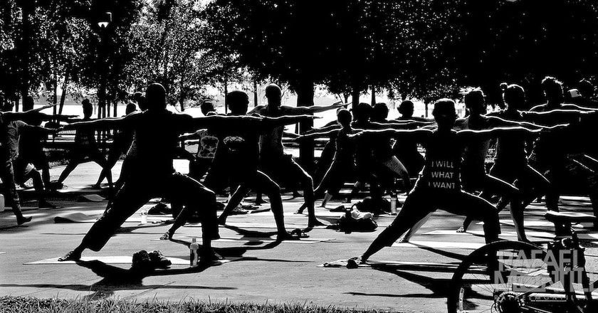 The Best Yoga Studios in Philadelphia