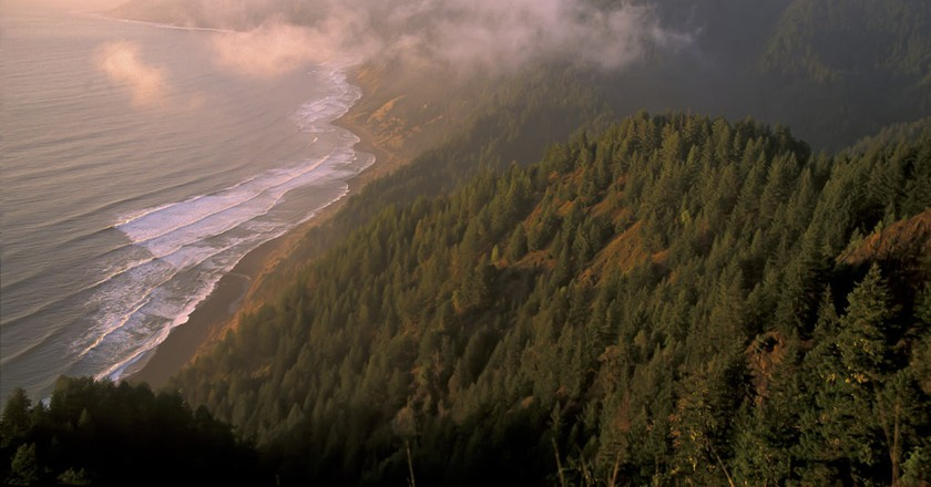 King Range National Conservation Area, California