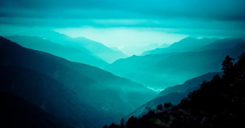Stunning views in Yushan | © Jirka Matousek / Flickr