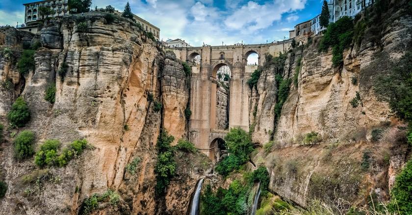 Puente Nuevo, Ronda; Steven Gerner/flickr