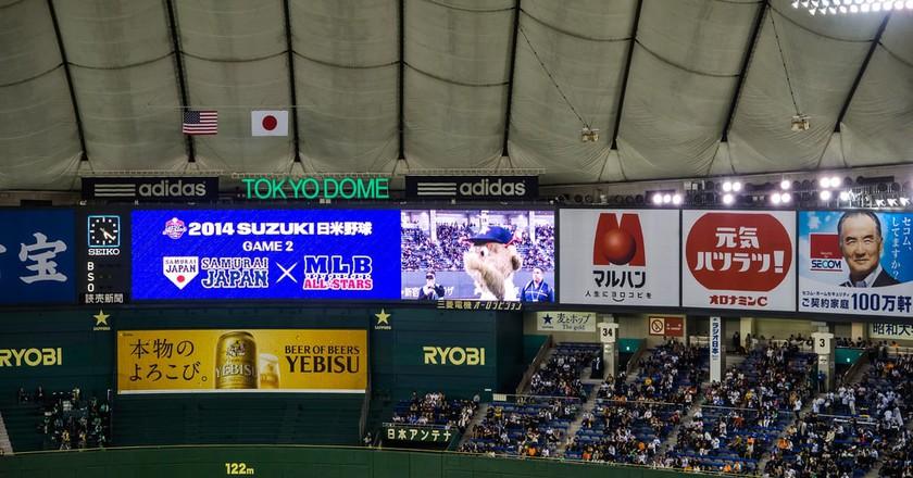 MLB Japan All-Star Series   © 中岑 范姜 / Flickr