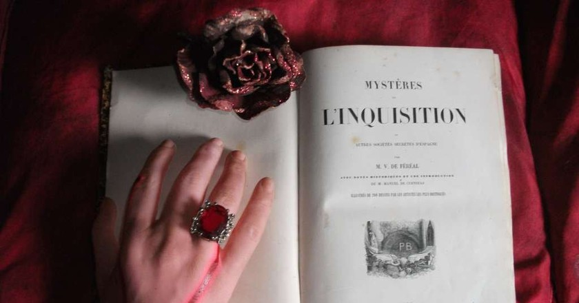 Musée des Vampires et Monstres de l'Imaginaire | Courtesy ofJacques Sirgent