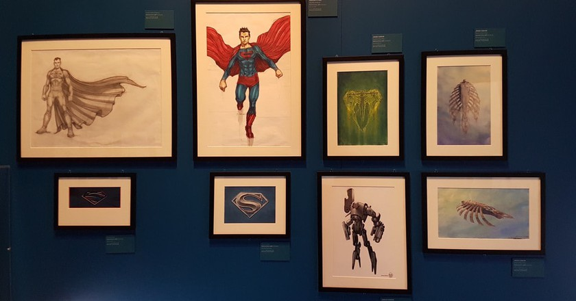 Batman, Superman, Justice League and all related characters and elements are trademarks of and ©DCComics  Photo by Culture Trip