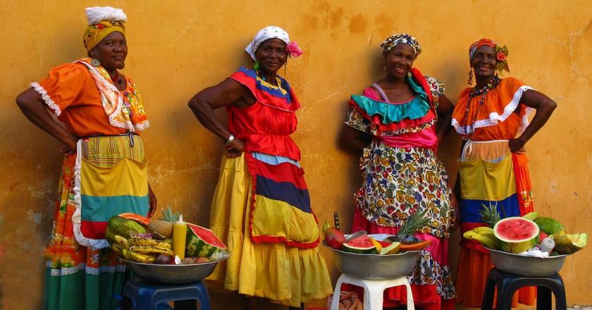 How Palenqueras Became the Symbol of Cartagena