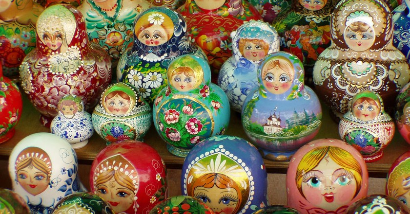 Russian nesting dolls | © twiga_swala / Flickr