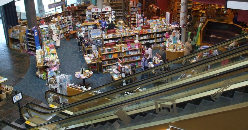 Joseph-Beth Booksellers | © Rich Bowen / Flickr