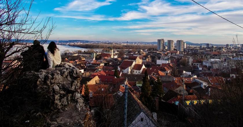The view from Gardoš | © Budjism/Flickr