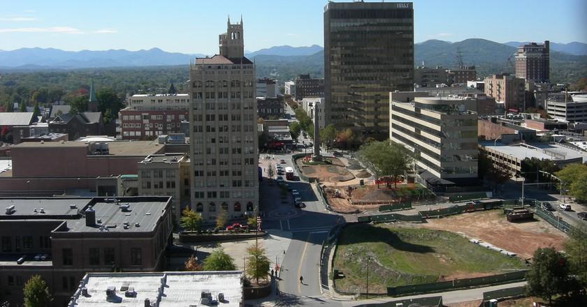 Downtown Asheville | © Selena N. B. H. / Flickr