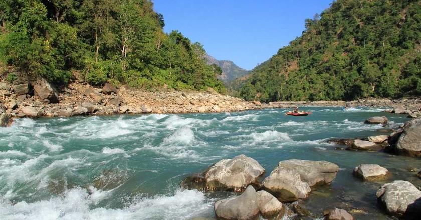 The Karnali River | © GRG's Adventure Kayaking