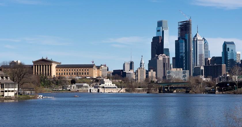Philadelphia Skyline  © pml2008 / Flickr