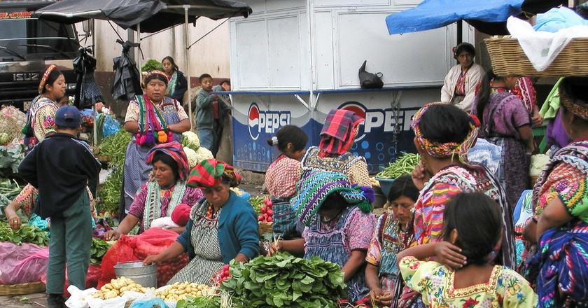 Welcome to Almolonga, Home to Guatemala's Giant Vegetables