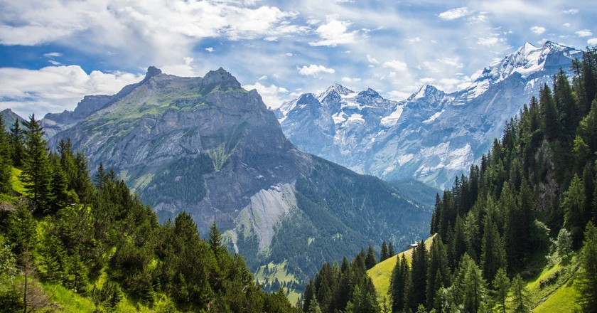 The hills are alive with the sound of yodeling | ©  Fred Friggens / Flickr
