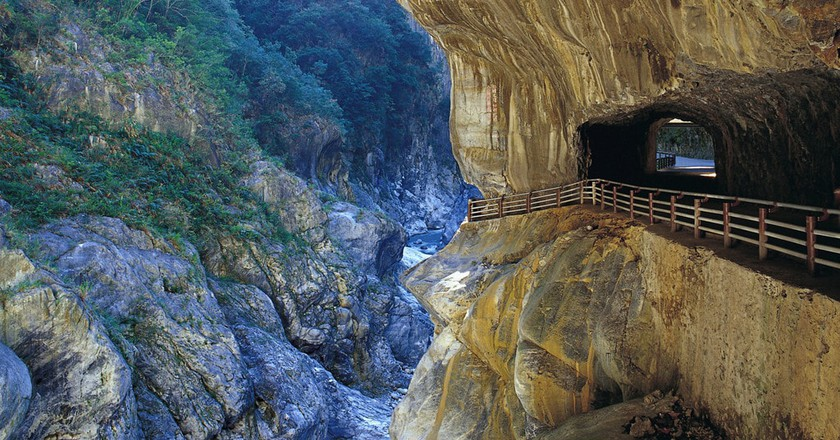 The incredible beauty of Taroko Gorge   © miquitos / Flickr