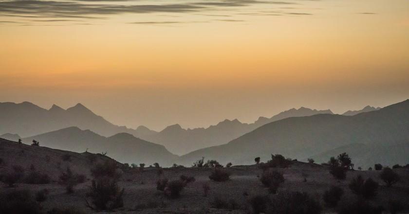 Sunrise on Al Jebel Al Akhdar I © Robert Haandrikman / Flickr