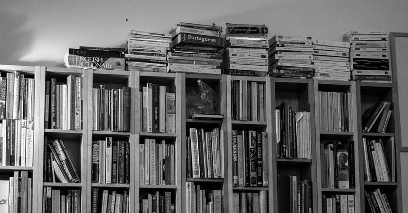 Book Shelf | © Nick Vidal-Hall/Flickr