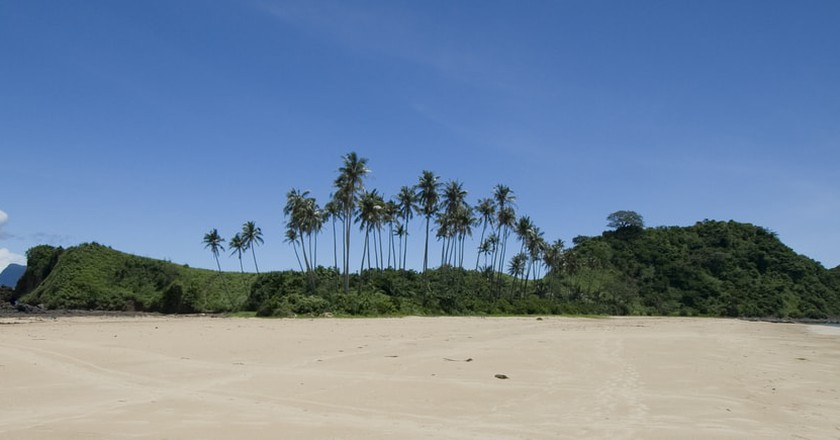 Beach near El Nido, Palawan | © Richard Liblanc / Flickr