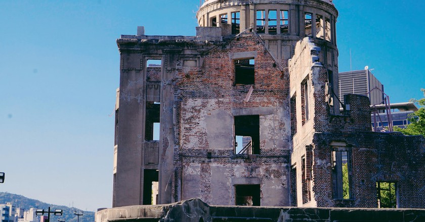 Atomic bomb dome | © Terence Mangram/Flickr