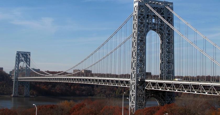 George Washington Bridge   © Kristine Paulus / Flickr