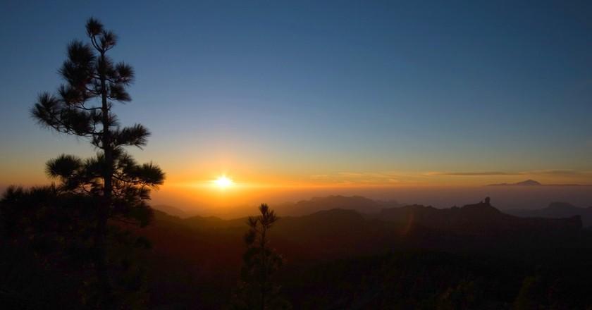 Mirador del Pico de las Nieves   © El Coleccionista de Instantes Fotografía & Video / Flickr